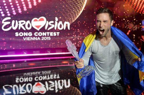 """Suecia gana Eurovisión con el tema """"Heroes"""""""