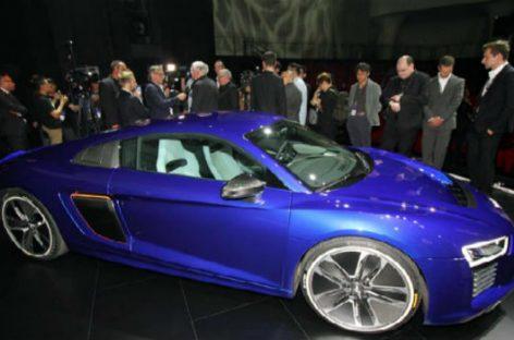 CES Asia 2015, la tecnología ha invadido los automóviles