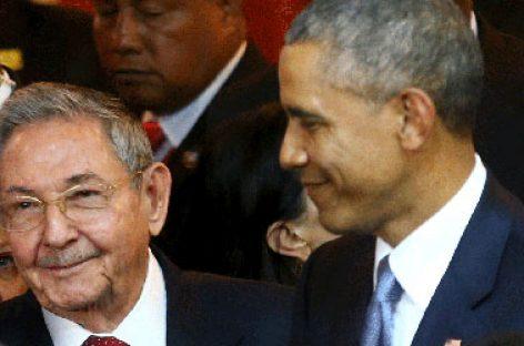 EE.UU. retira a Cuba de la lista de países que apoyan el terrorismo