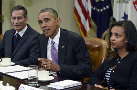 """Obama denuncia: """"La libertad de prensa es atacada por los gobiernos que quieren evitar la verdad"""""""
