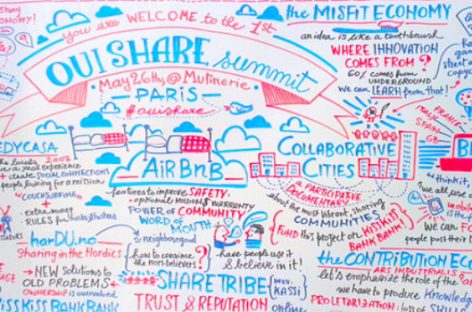 Barcelona acogerá en otoño el foro OuiShare sobre economía colaborativa