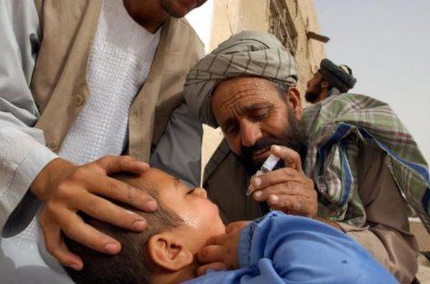 El reto de vacunar contra la poliomelitis a 5,7 millones de niños iraquíes