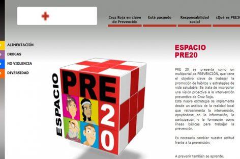 Cruz Roja Juventud promociona hábitos de vida saludables con herramienta digital