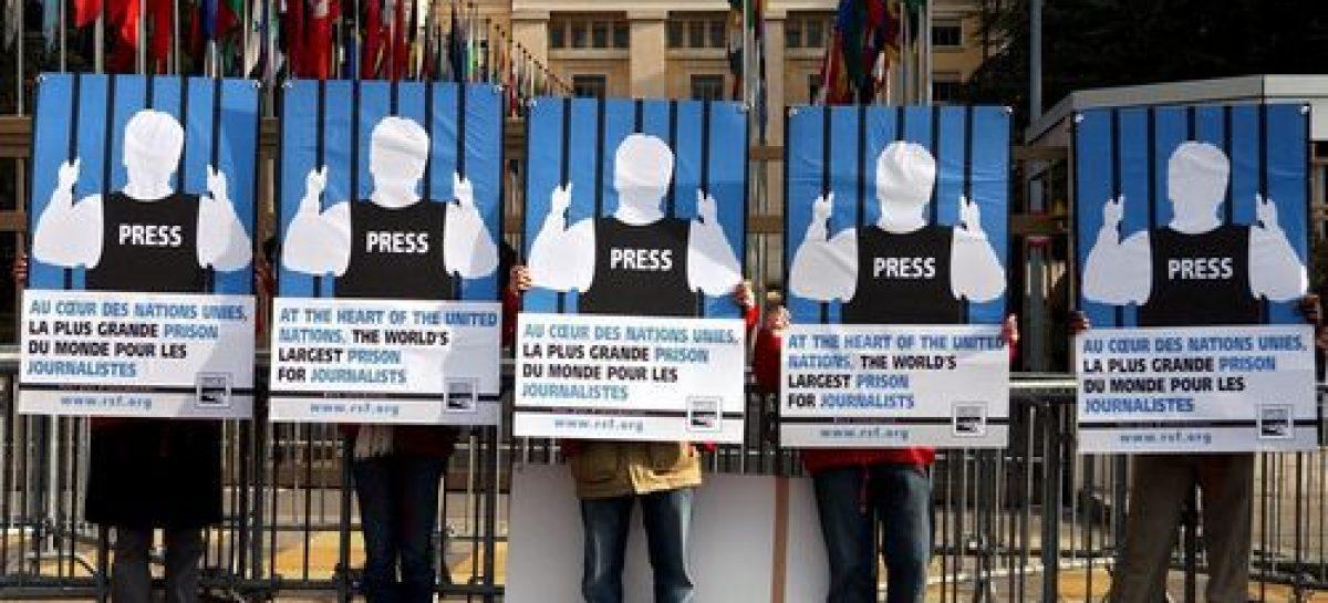 El Día Mundial de la Libertad de Prensa
