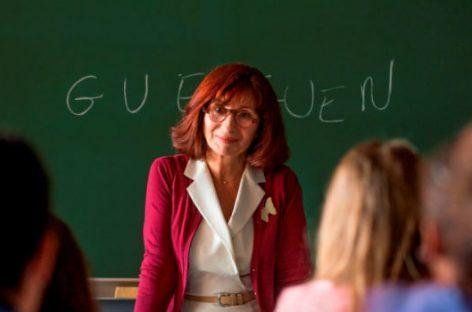 """""""La profesora de historia"""", Anne revaloriza la enseñanza"""
