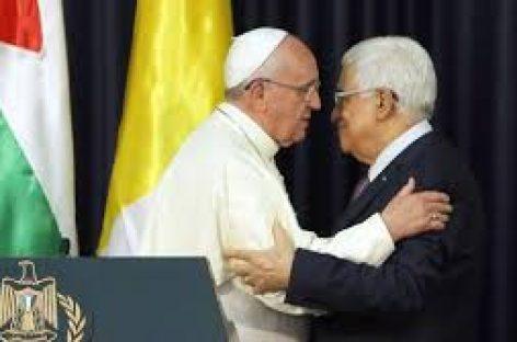 El Vaticano firmará un tratado bilateral en reconocimiento al Estado de Palestina