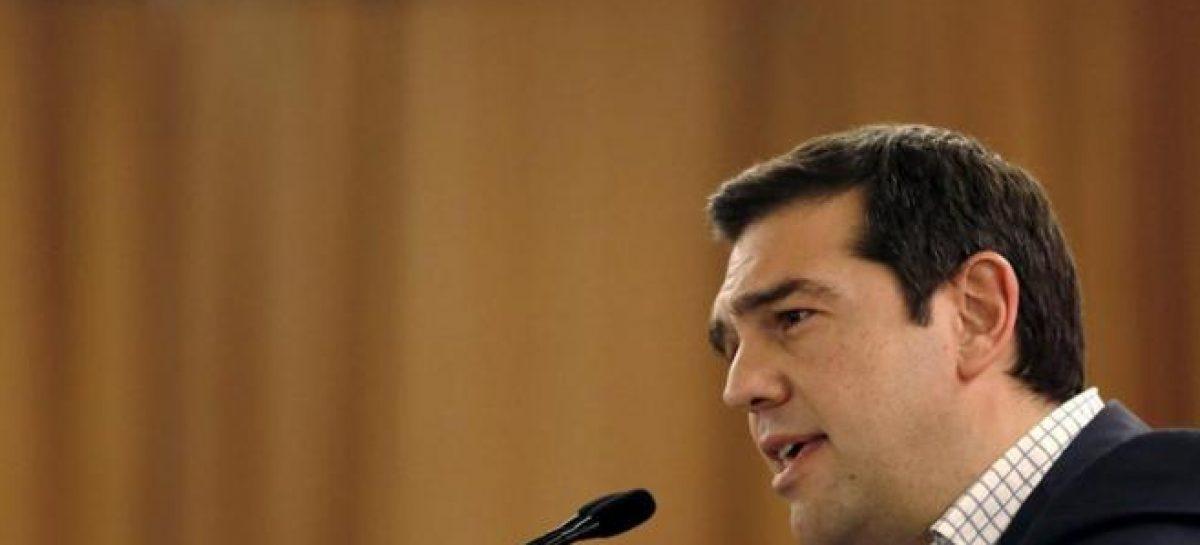 Syriza celebra la 'espectacular subida' de las fuerzas progresistas en España