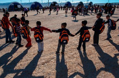 """ACNUR al mundo: """"No debemos fallarles a los refugiados"""""""
