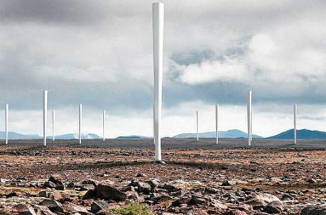 El futuro de la energía eólica sin grandes molinos