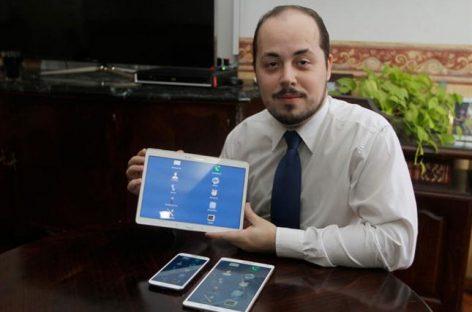 La app que ayuda a los invidentes a usar sus móviles