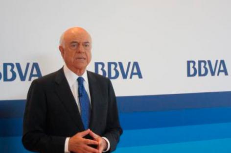 BBVA ofrece su su ayuda a Manuela Carmena para abordar el problema de los desahucios en Madrid