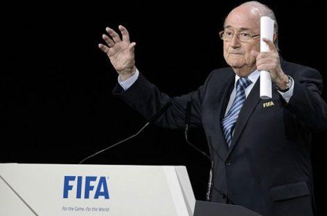 Crisis positiva en la FIFA: la renuncia de Blatter en diez frases