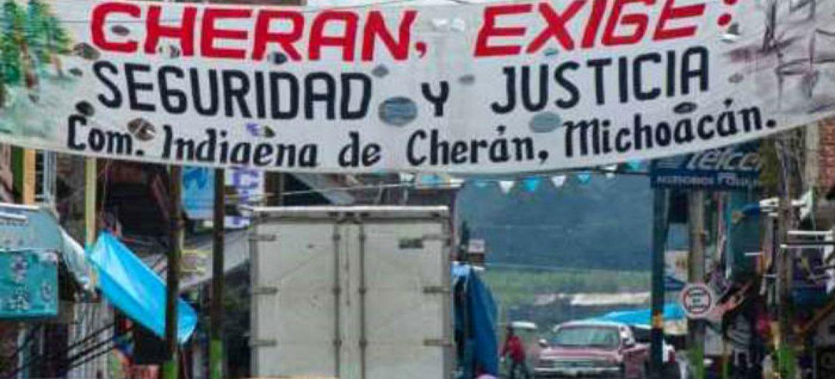 Cherán, la comunidad mexicana sin clase política