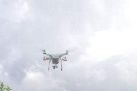 Microsoft crea un dron para erradicar las grandes epidemias