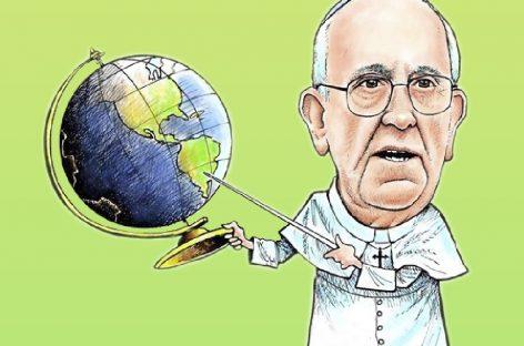 Encíclica ecológica 'Laudato si': el abrazo del Papa Francisco a la madre Tierra
