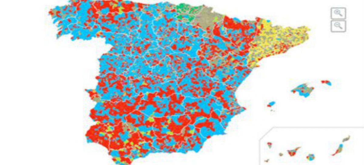 Una nueva España multicolor