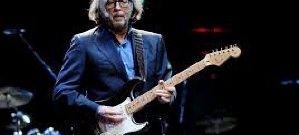 Eric Clapton cumple 70 años de vida y 50 de carrera