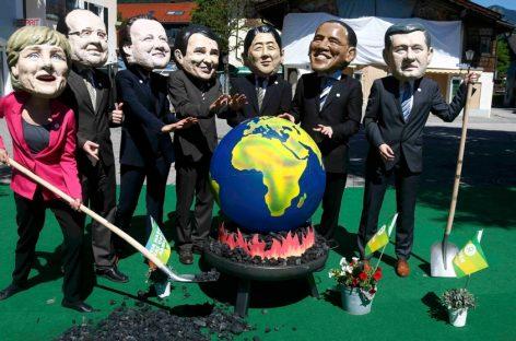 Acuerdo histórico para retirar las emisiones de los combustibles fósiles