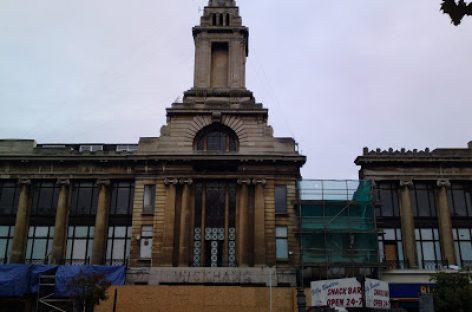 Londres, la casa convertida en símbolo de resistencia urbanística