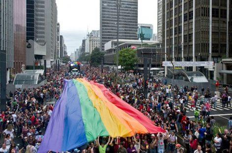 El desfile del Orgullo Gay más importante del mundo es muestra de toleráncia y fraternidad