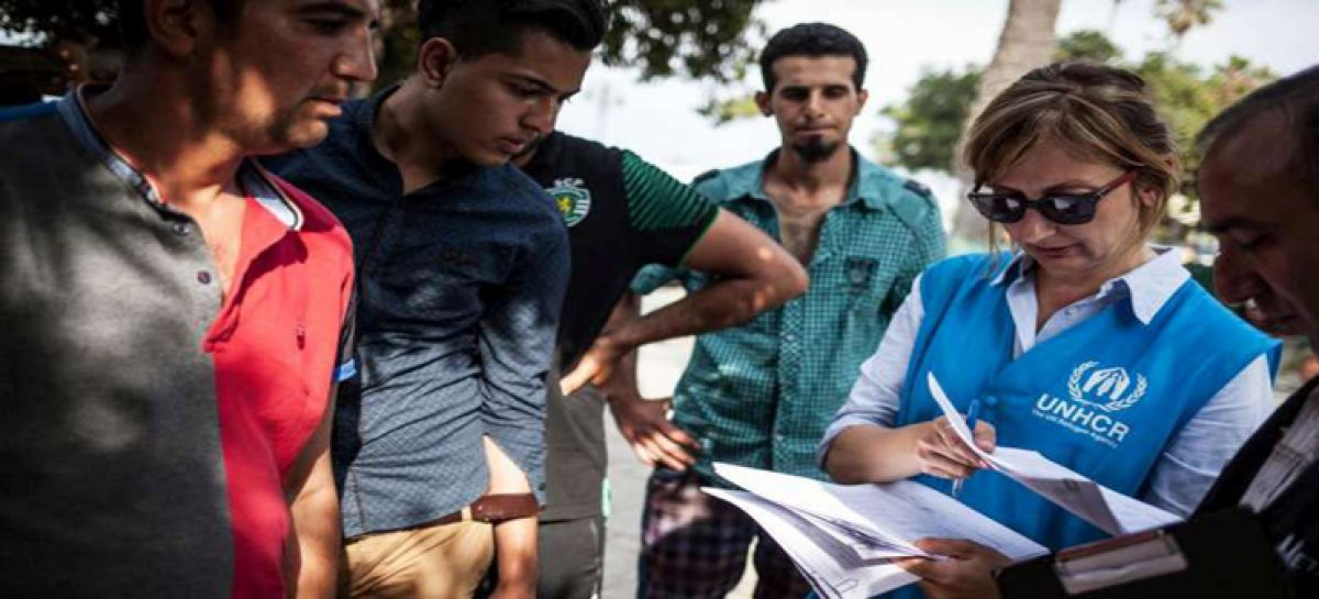 ACNUR y otras ONG's en Grecia asisten a los refugiados pero demandan cooperación de la UE