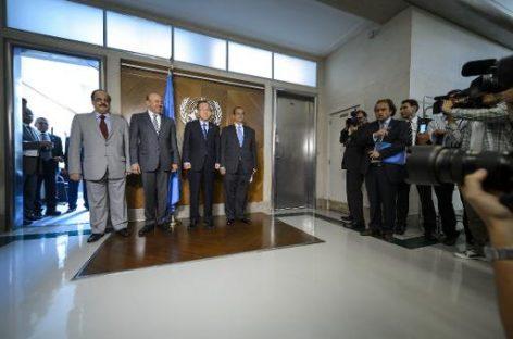 Ginebra, delegación de rebeldes yemeníes llegan para negociaciones de paz