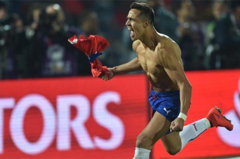 Chile vence a Argentina y gana su primera Copa América