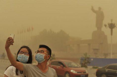 China se compromete por primera vez en la reducción de emisiones contaminantes
