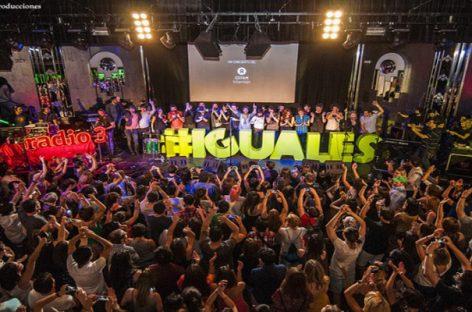 Oxfam Intermón: música contra la desigualdad por una Ley contra la evasión fiscal