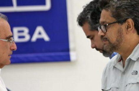 El Gobierno colombiano y las FARC ultiman el fin definitivo del conflicto