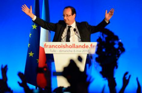 Francia lidera el proyecto de una nueva Europa