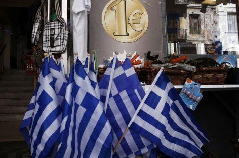 El gesto de apoyo del FMI con Grecia, ahora aboga por una quita de la deuda