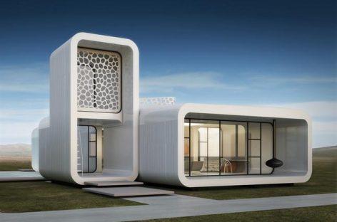 El Museo del Futuro, en Dubai, se suma a la construcción con impresoras 3D