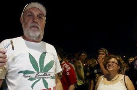 Oregón, en el noroeste de Estados Unidos, se convirte en el cuarto estado que legaliza la marihuana
