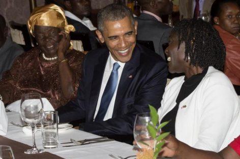 Obama inaugura la Cumbre Mundial de Emprendedores en Nairobi