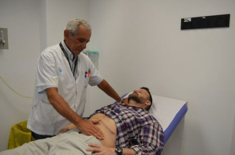 Operación pionera en España para extirpar un tumor de páncreas