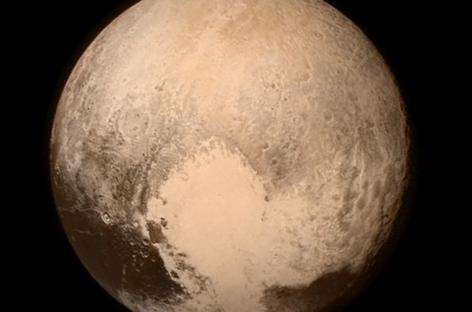 Nuevo hito espacial: la sonda 'New Horizons' se acerca como nunca antes a Plutón