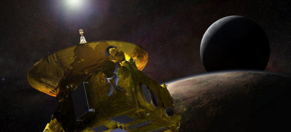 Plutón, el planeta enano, revela sus secretos al universo