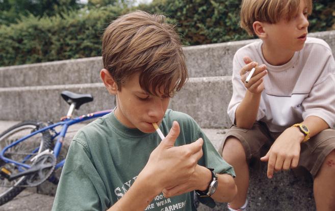 Consumo de marihuana en la adolescencia Salud180