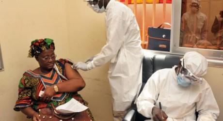 La vacuna del ébola logra el 100 % de inmunización