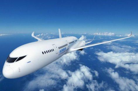 Avión supersónico de Airbus podría hacer Londres-Nueva York en una hora