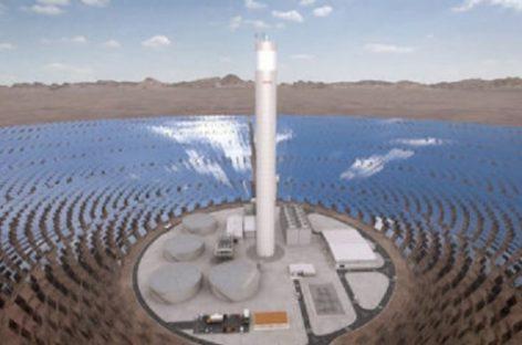 UK tendrá mayor la planta de energía renovable del mundo