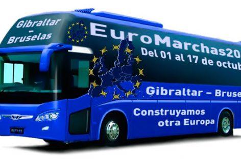 Fuerzas de la izquierda europea se unen contra la austeridad del continente
