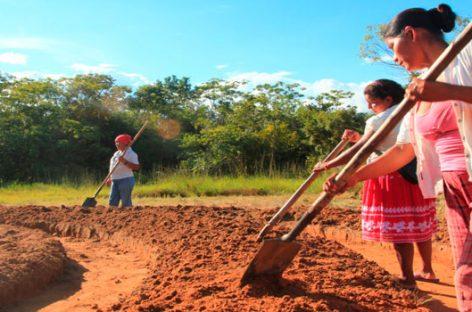 Manos unidas reivindica los derechos  la población indígena