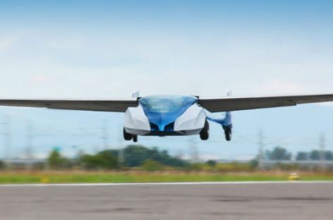 Flying Car, el auto volador estará listo en el 2017