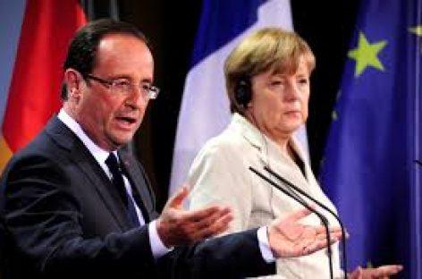 Crisis migratoria, Alemania y Francia exigen ya una respuesta unificada a la UE