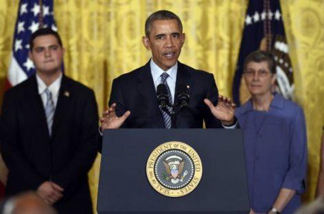 """Cambio climático, ambicioso plan de Obama para luchar contra """"la mayor amenaza"""" para el futuro"""