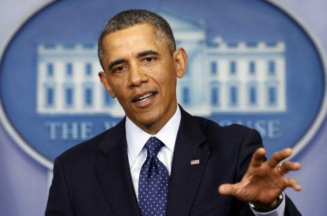 Obama anunciará un plan de lucha histórico contra el cambio climático