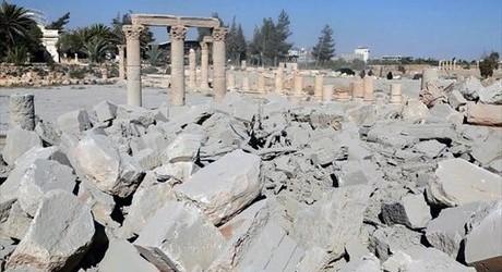 Oxford y Harvard quieren fotografiar en 3D los monumentos para la reconstrucción de Palmira