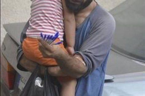 Recaudan más de 150.000 dólares para un refugiado sirio
